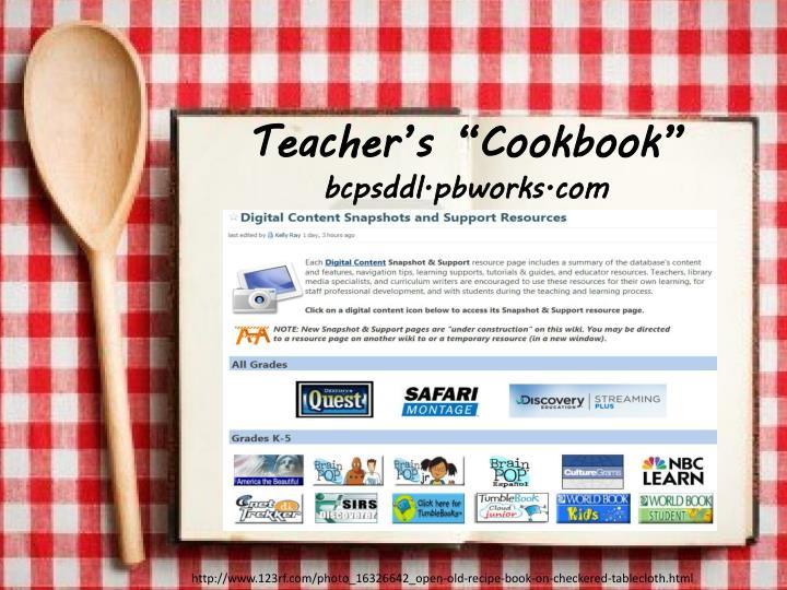 Teacher's