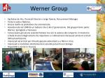 werner group