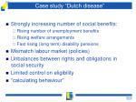 case study dutch disease