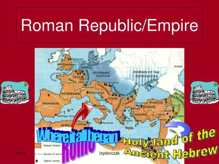 roman republic to empire essay Roman empire and republic in the works of shakespeare by: danuta chlebek period 4 world studies in his tragedies by the title of julius in this essay, we shall look into three engineering feats that i believe were crucial in building the roman empire we shall be making use of the video rome.