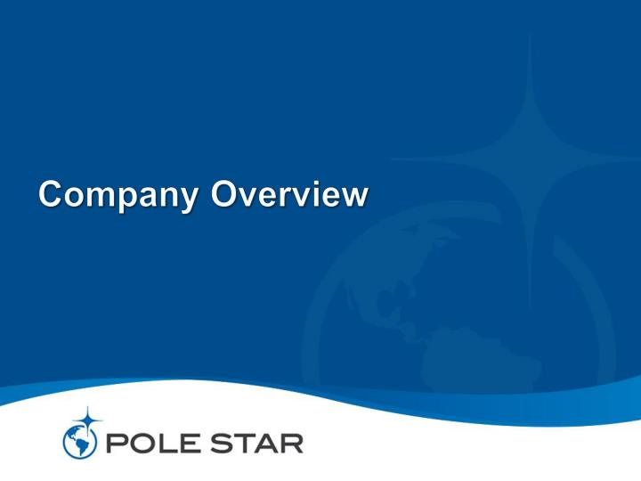 company overview n.