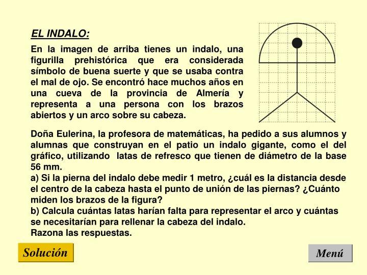 EL INDALO: