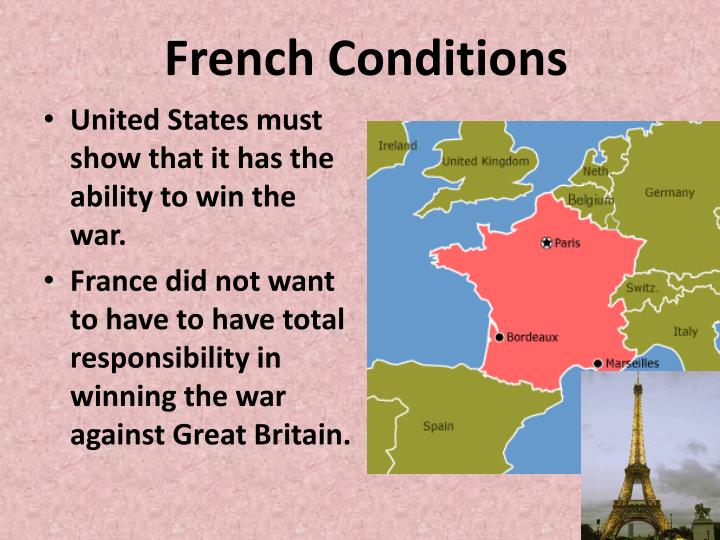 French Conditions