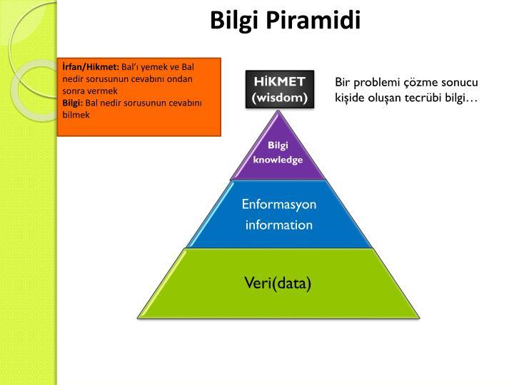 Bilgi Piramidi
