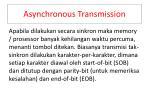 asynchronous transmission1