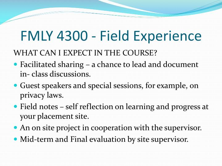 field expirence paper Paper , order, or assignment requirements observing other teachers is a powerful tool that provides an opportunity to experience different classroom management styles and helps to improve classroom management skills.