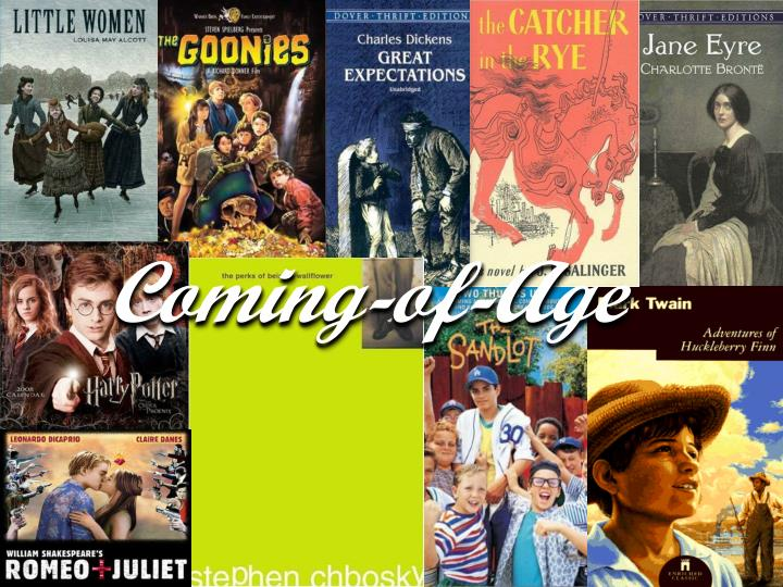 coming of age novels
