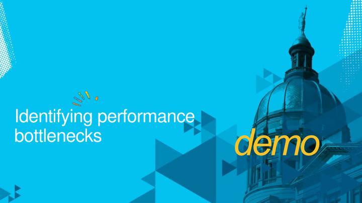 Identifying performance