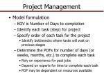 project management2