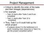 project management3