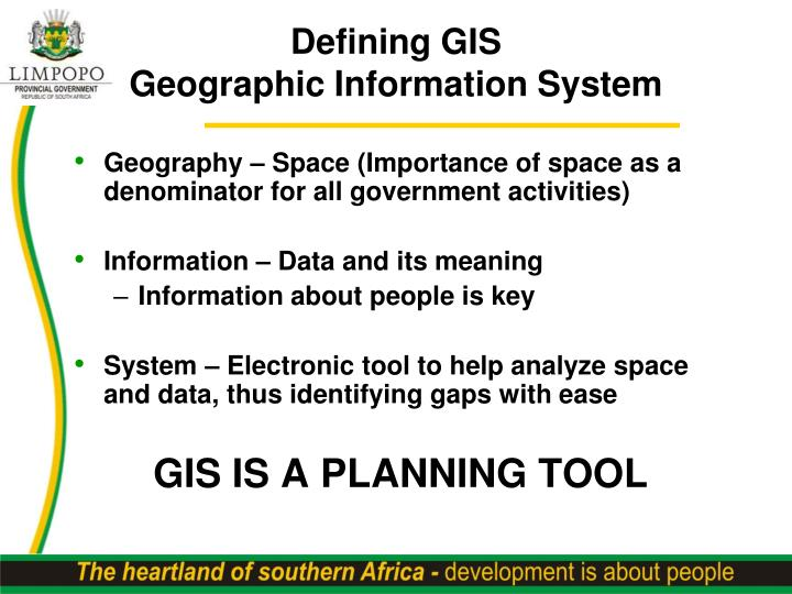 geographic information system a tool for Find a hud enterprise geographic information systems (egis) application, including cpd maps, ez/rc locator and many more find apps hud egis documentation.