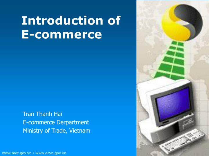 introduction of e commerce n.