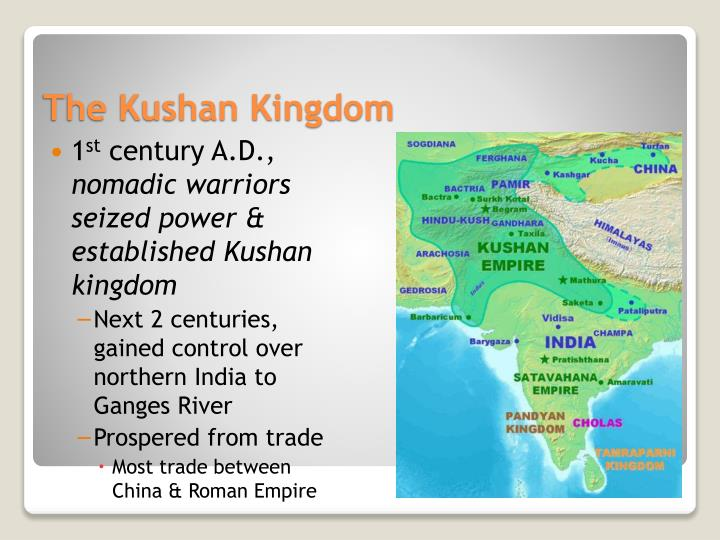 The Kushan Kingdom