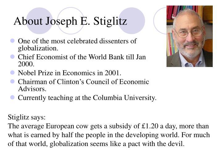 stiglitz globalization and its discontents pdf