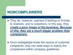 noncomplainers1
