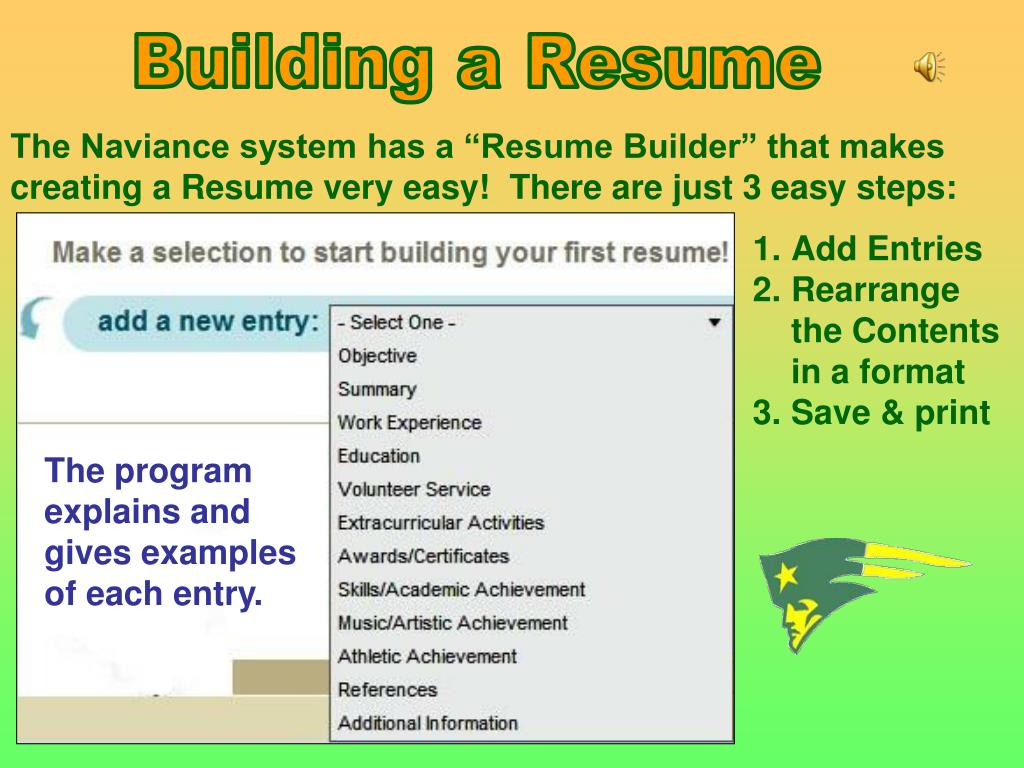 ppt - resume powerpoint presentation  free download