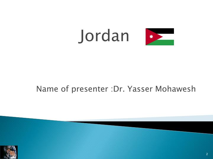 Name of presenter dr yasser mohawesh