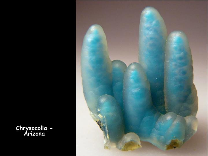 Chrysocolla - Arizona