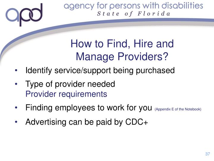 How to Find, Hire and