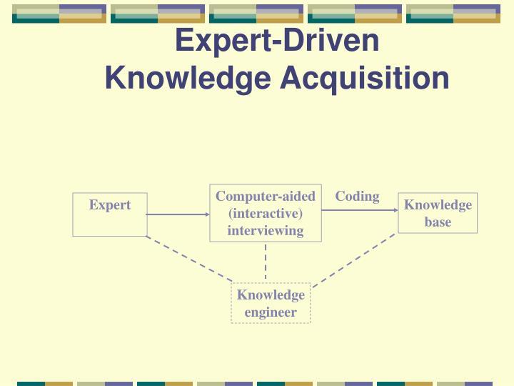 Expert-Driven