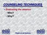 counseling techniques6