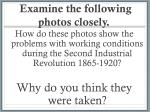 examine the following photos closely