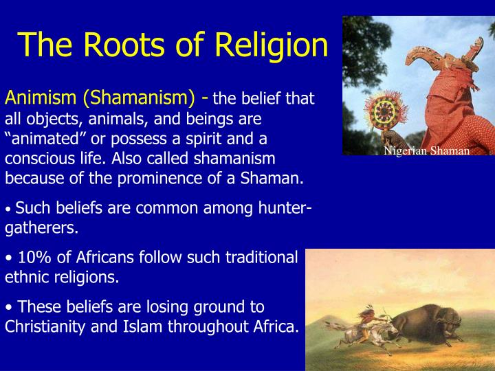 The Roots of Religion
