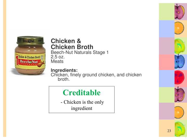 Chicken &