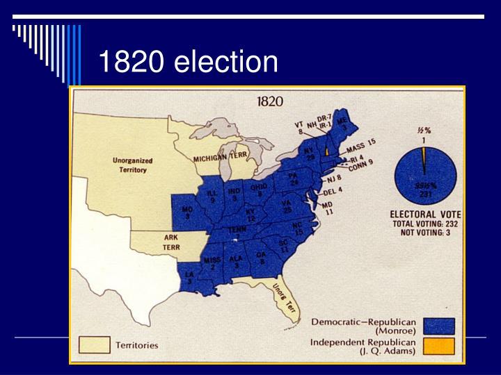 1820 election