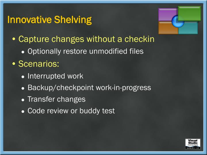 Innovative Shelving