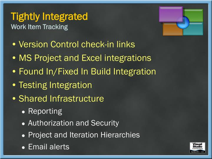 Tightly Integrated