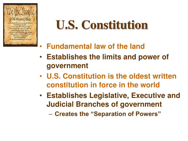 the u s constitution a remarkable government The us constitution brought together, in one remarkable document, ideas from many people and several existing documents, including the articles of confederation and declaration of independence those who made significant intellectual contributions to the constitution are called the founding fathers of our country.