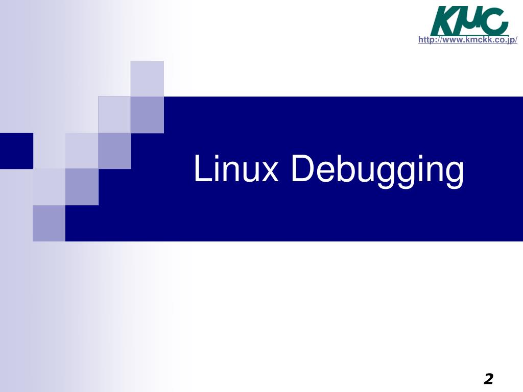 PPT - Embedded Linux Debugging with JTAG ICE PowerPoint
