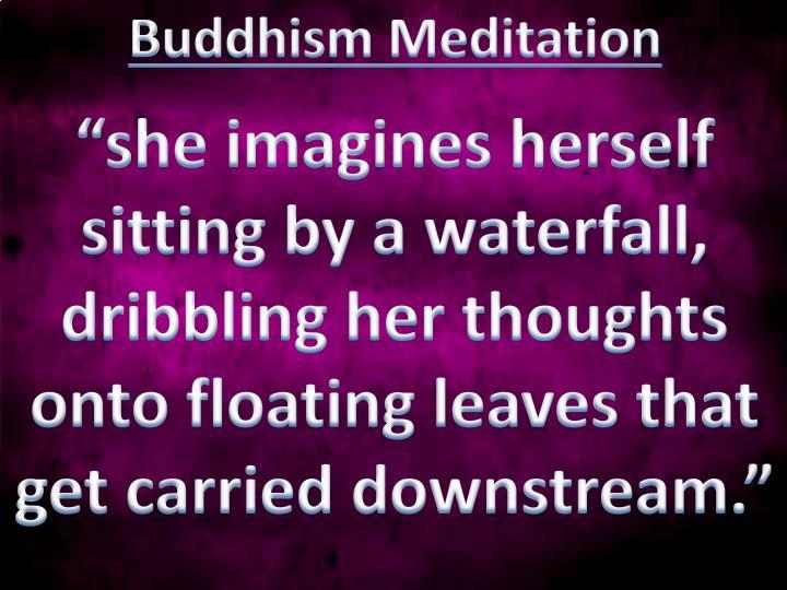 Buddhism Meditation