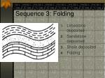 sequence 3 folding