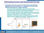 alternating current and household circuits3