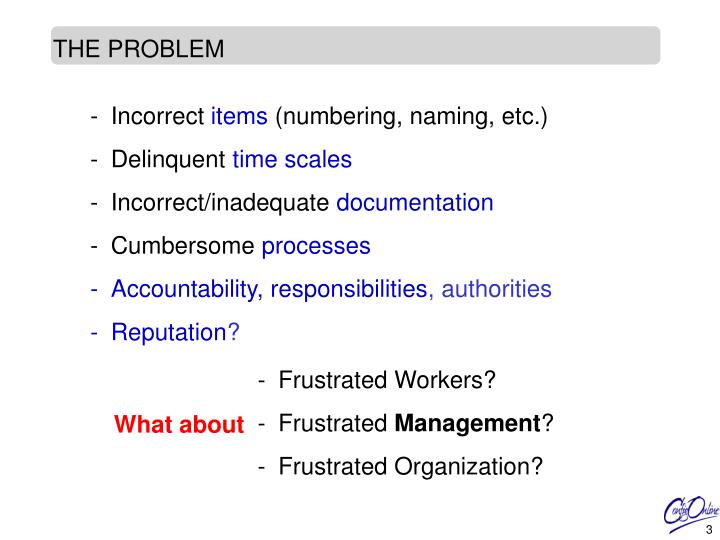 Frustrated Workers?