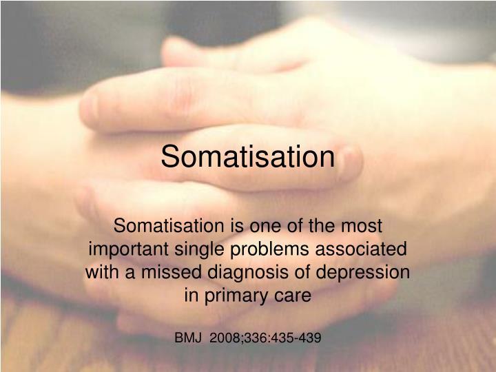 Somatisation1