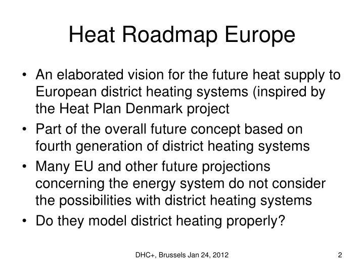 Heat roadmap europe1