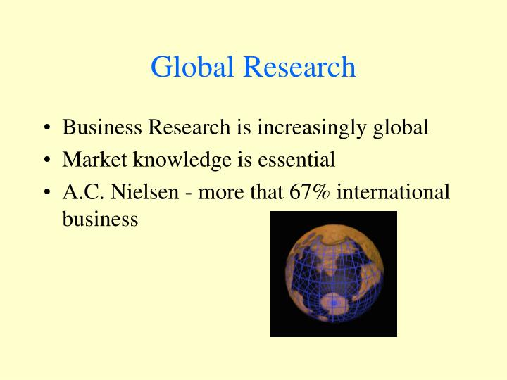 Global Research