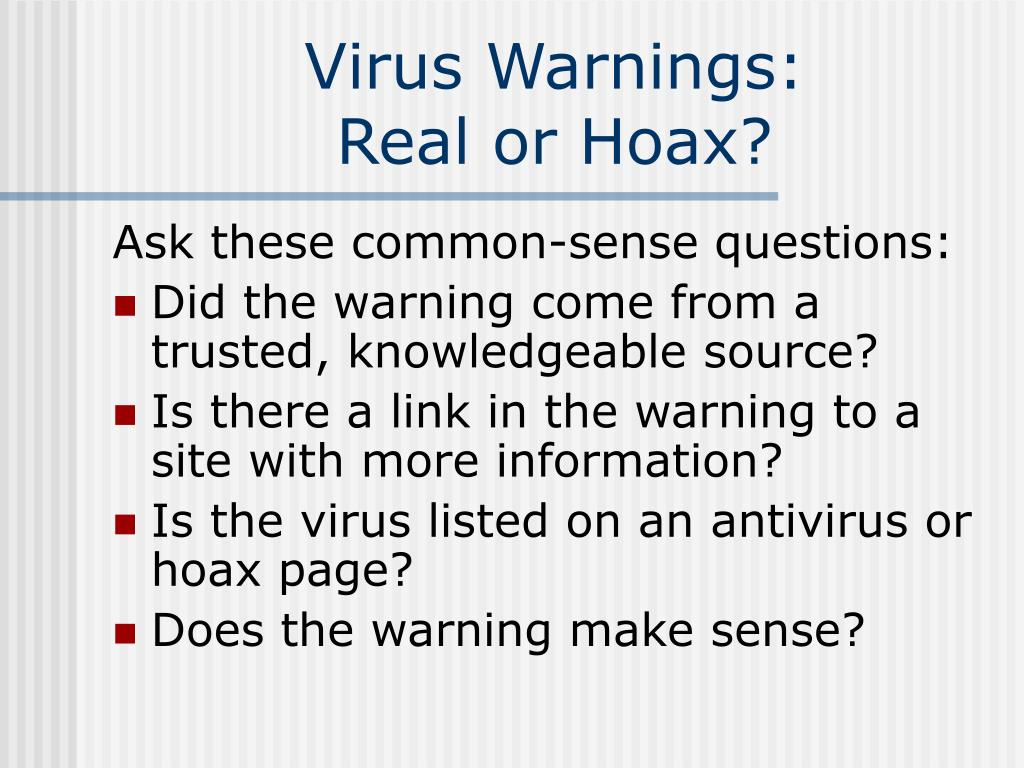 PPT - Computer Viruses PowerPoint Presentation - ID:6526890