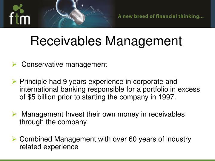 Conservative management
