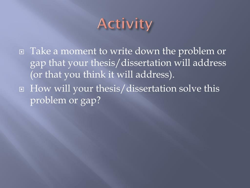 Phd thesis activity theory
