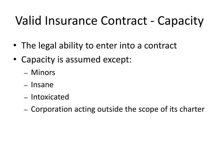 validity of a contract entered into An exception to this rule arises when the parties enter into a contract for necessaries (a legal term for necessities, which means the goods or services that are suitable to the condition of life of a minor and to that minor's actual requirements at the time of the sale and delivery, such as clothes or food.
