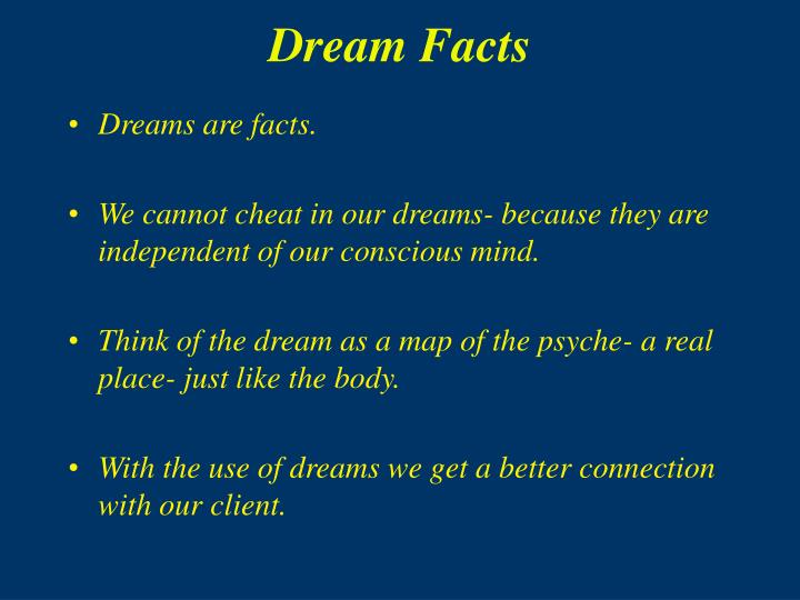 how we get dreams