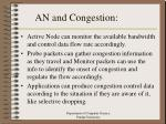 an and congestion