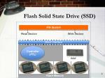 flash solid state drive ssd