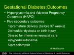 gestational diabetes outcomes1