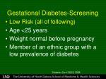gestational diabetes screening1