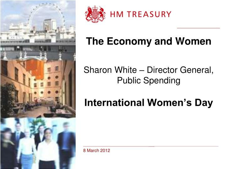 the economy and women n.